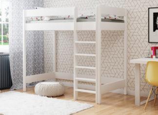 Jak wybrać łóżko z antresolą do pokoju dziecięcego