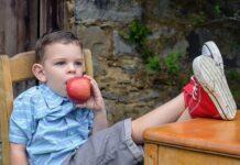 Owoce to zawsze dobra przekąska dla dzieci